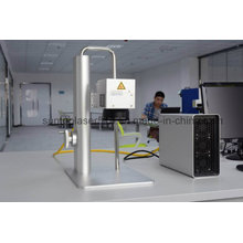 New Design and Automatic Mini Laser Engraver/Small Fiber Laser Marking Machine